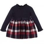 Baby Girl Long Sleeve Knit Dress