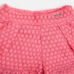 Girl Guipure Lace Shorts