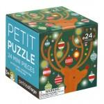 Reindeer 24-Piece Mini Puzzle
