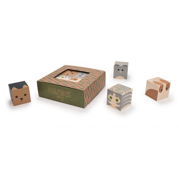 Cubelings Pets Blocks