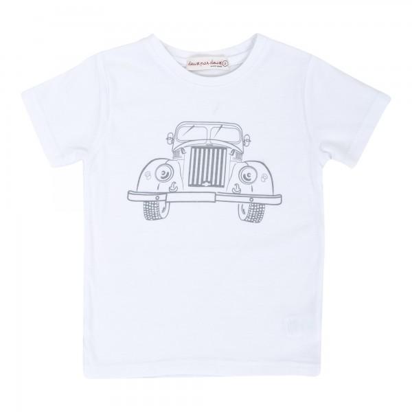 Jersey T-Shirt - Car Print