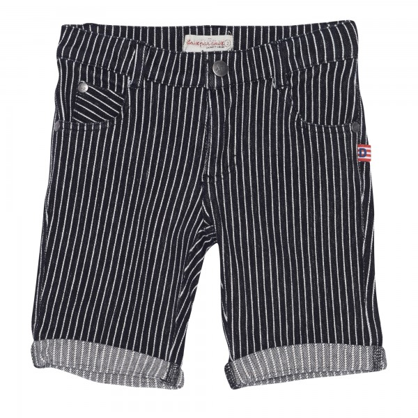 Stretch Bermudas Shorts