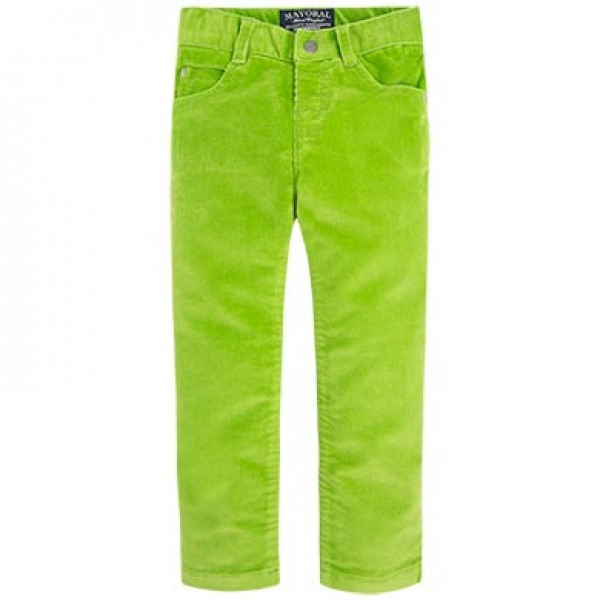 CORD 5 POCKET TROUSERS