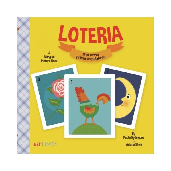 Loteria :  First Words - Primeras Palabras