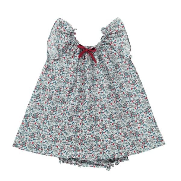 Seraphine Dress & Bloomer Set